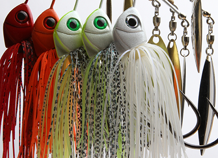 WARBAITS, SPINNERBAITS, Best Spinnerbaits, Fishing Lures, Fishing Tackle, Warbaits for Bass